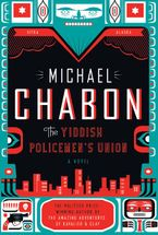 The Yiddish Policemen's Union Hardcover  by Michael Chabon