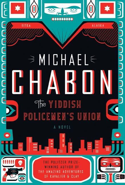 Image result for e Yiddish Policemen's Union by Michael Chabon