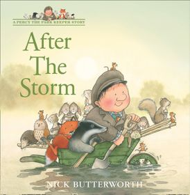 After the Storm (A Percy the Park Keeper Story)