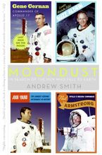 Moondust Paperback  by Andrew Smith