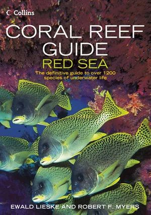 Coral Reef Guide Red Sea book image