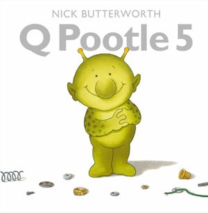 Q Pootle 5 book image