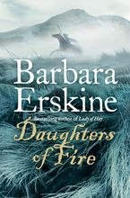 Daughters of Fire Paperback  by Barbara Erskine