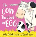 The Cow That Laid An Egg Paperback  by Andy Cutbill