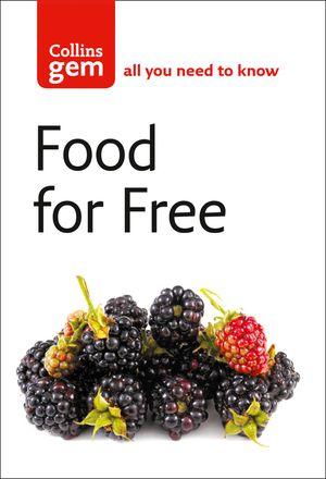 Food For Free (Collins Gem) book image