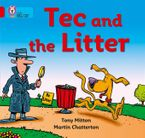 Tec and the Litter: Band 02B/Red B (Collins Big Cat)