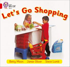 Let's Go Shopping: Band 02B/Red B (Collins Big Cat)