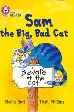 Sam and the Big Bad Cat: Band 03/Yellow (Collins Big Cat)