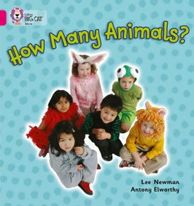 How Many Animals?: Band 01A/Pink A (Collins Big Cat)
