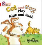 Cat and Dog Play Hide and Seek: Band 02A/Red A (Collins Big Cat) Paperback  by Shoo Rayner