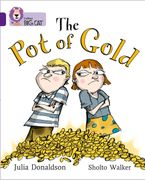 The Pot of Gold: Band 08/Purple (Collins Big Cat) Paperback  by Julia Donaldson
