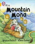 Mountain Mona: Band 09/Gold (Collins Big Cat) Paperback  by Vivian French
