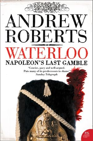 Waterloo: Napoleon's Last Gamble book image
