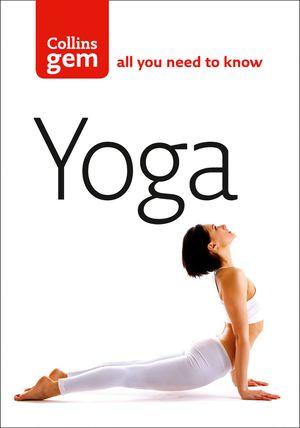 Yoga (Collins Gem) book image