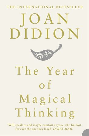 Cover image - The Year of Magical Thinking