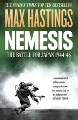 Nemesis: The Battle for Japan, 1944–45