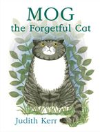 Mog the Forgetful Cat Board book  by Judith Kerr