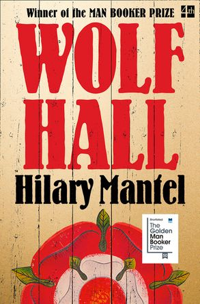 Cover image - Wolf Hall