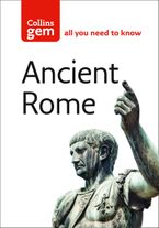 Ancient Rome (Collins Gem) Paperback  by David Pickering