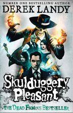 Skulduggery Pleasant (Skulduggery Pleasant, Book 1) Paperback  by Derek Landy