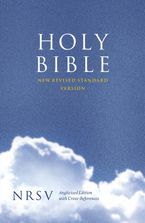Holy Bible: New Revised Standard Version (NRSV) Anglicised Cross-Reference edition Hardcover  by