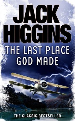 Cover image - The Last Place God Made