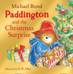 Cover image - Paddington and the Christmas Surprise