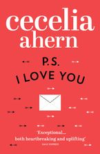 PS, I Love You Paperback  by Cecelia Ahern