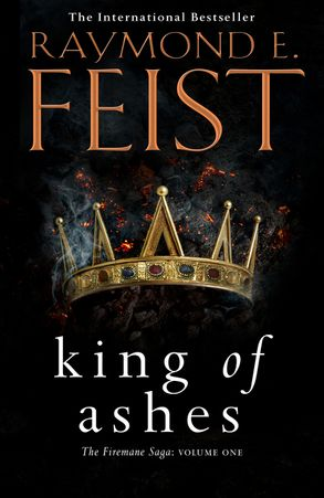 Cover image - King of Ashes