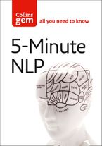 5-Minute NLP (Collins Gem) Paperback NED by Carolyn Boyes