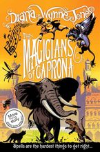 The Magicians of Caprona (The Chrestomanci Series, Book 2) Paperback NED by Diana Wynne Jones