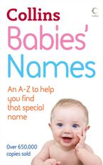 Babies' Names Paperback  by Julia Cresswell