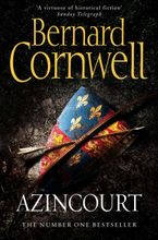 Azincourt Paperback  by Bernard Cornwell