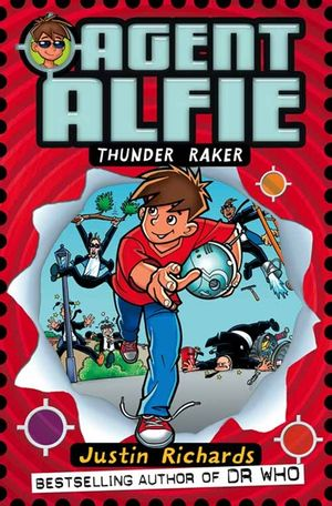 Thunder Raker (Agent Alfie, Book 1) book image