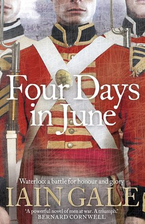 Four Days in June book image