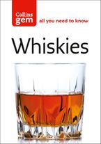 Whiskies (Collins Gem) Paperback  by Dominic Roskrow