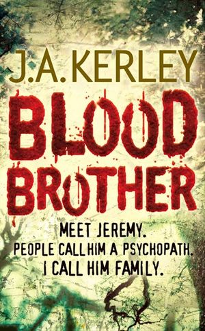 Blood Brother (Carson Ryder, Book 4) book image