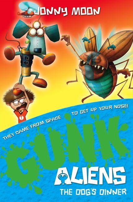 The Nit Picker (GUNK Aliens, Book 6)
