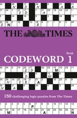 The Times Codeword: 150 cracking logic puzzles