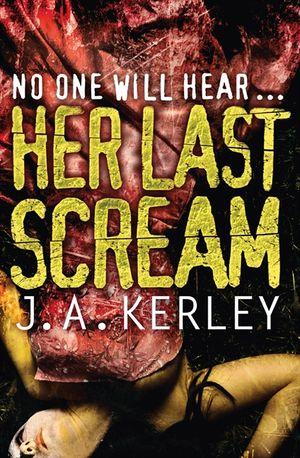 Her Last Scream (Carson Ryder, Book 8) book image