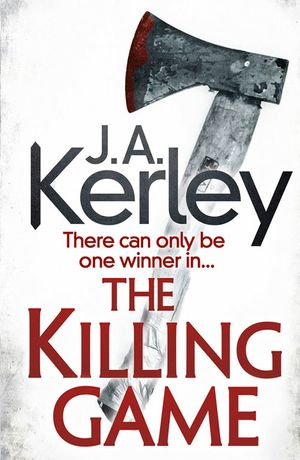 The Killing Game (Carson Ryder, Book 9) book image