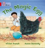 The Magic Egg: Band 02A/Red A (Collins Big Cat) Paperback  by Vivian French