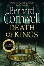 Death of Kings (The Last Kingdom Series, Book 6) Paperback  by Bernard Cornwell
