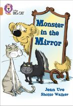 Monster in the Mirror: Band 12/Copper (Collins Big Cat) Paperback  by Jean Ure