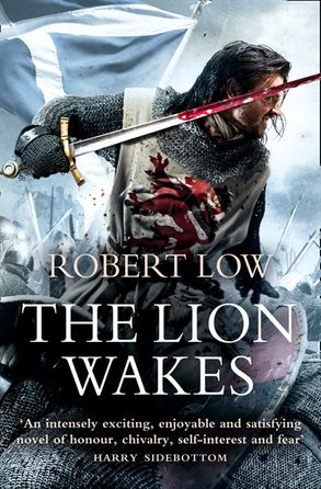 Cover image - The Lion Wakes (The Kingdom Series)