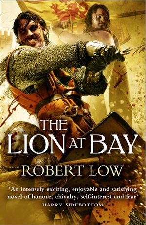 The Lion at Bay (The Kingdom Series) book image