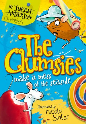 The Clumsies Make a Mess of the Seaside (The Clumsies, Book 2) book image