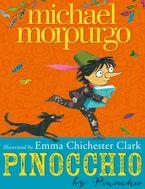 Pinocchio Hardcover  by Michael Morpurgo