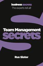 Team Management (Collins Business Secrets)