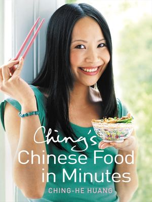 Ching's Chinese Food in Minutes book image